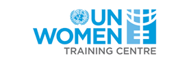 un women training centre logo