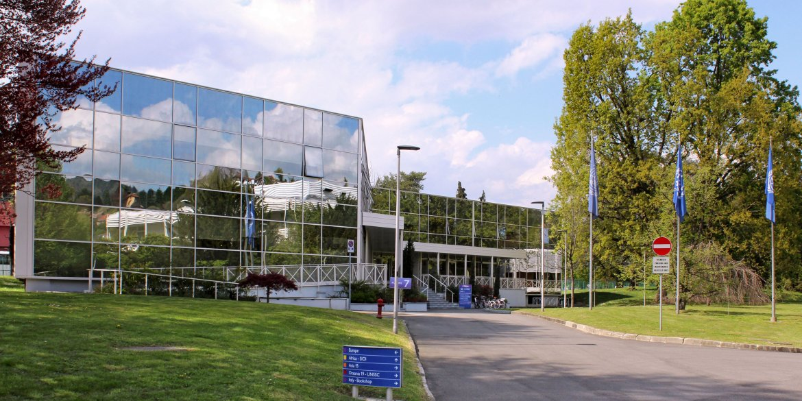 Photo of ITCILO Campus