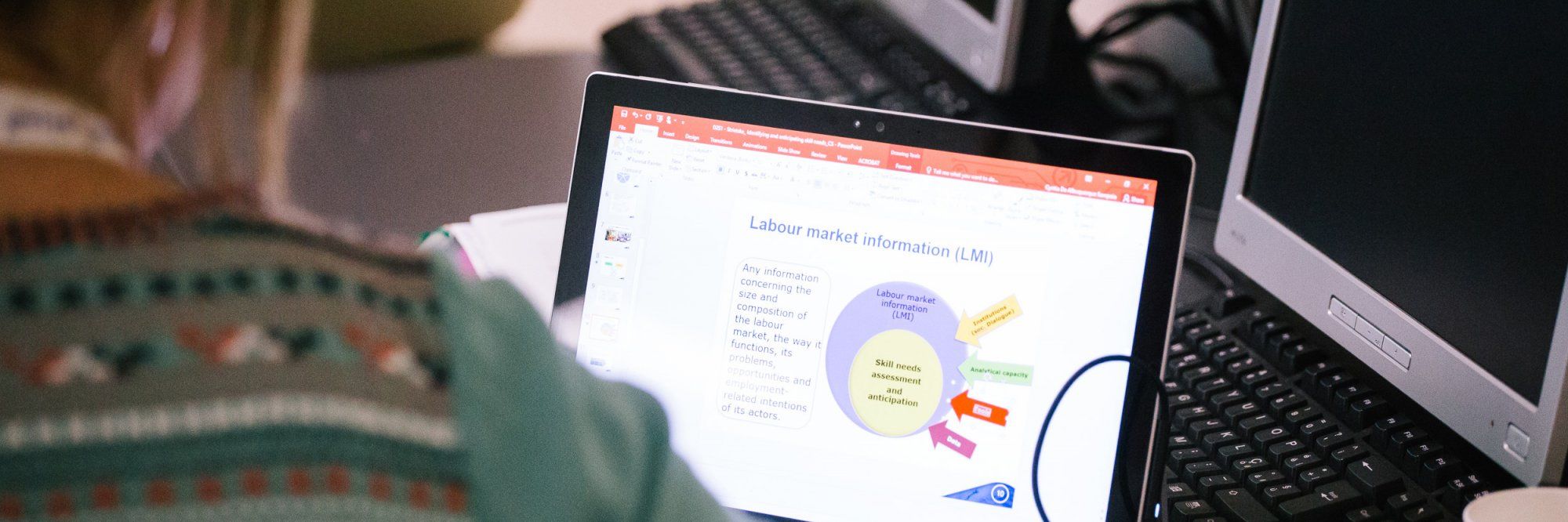 Institutional capacity building for effective labour market information systems (LMIS)