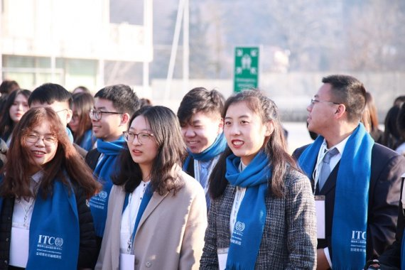 Young leaders and entrepreneurs from China