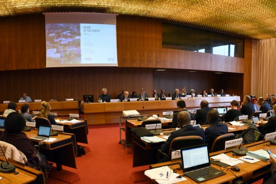 Board of the International Training Centre of the ILO meets virtually for 83rd Session